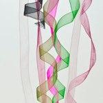 Curled Cloth Ribbon