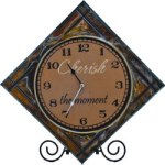 Tile Board Clock